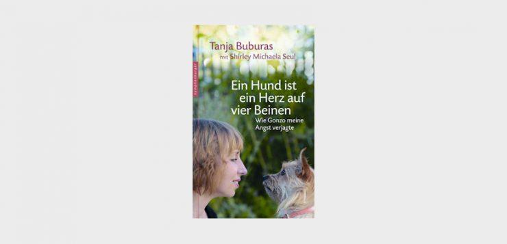 Buchcover Ein Hund ist ein Herz auf vier Beinen