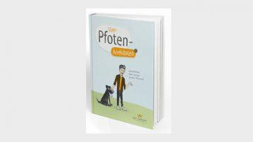 Buchcover Vier-Pfoten-Anekdoten