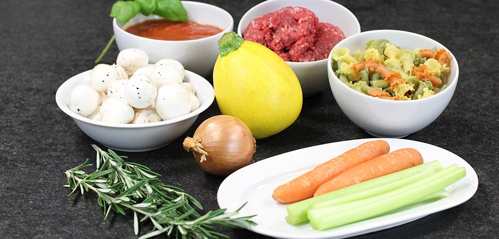 Rezepte für Mensch & Hund - Lecker gemeinsam kochen