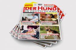 Sonderheft DER HUND in Deutschland