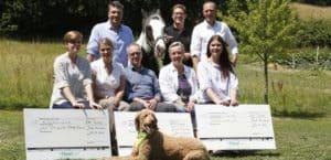 """Drei Tierschutzprojekte mit dem Preis """"Helping Vets"""" ausgezeichnet"""