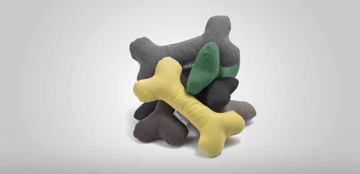 Hundespielzeug ungiftige Kunstfaser