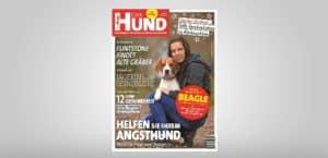 DER HUND Ausgabe 12/17 Cover
