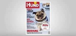 Cover DER HUND Ausgabe 3/18
