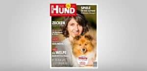 DER HUND; Ausgabe 4/18, Cover