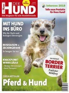Cover von DER HUND 7/18