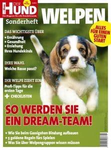 Cover Welpen Sonderheft von DER HUND
