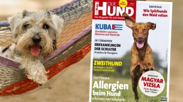 Ausgabe 8/2018 von DER HUND