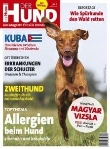 Cover Ausgabe 8/18 von DER HUND