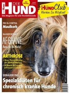 Cover DER HUND Ausgabe 10/2018