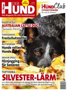 Der Hund, Ausgabe 12/18, Cover