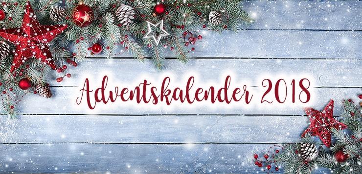 DER HUND Adventskalender 2018