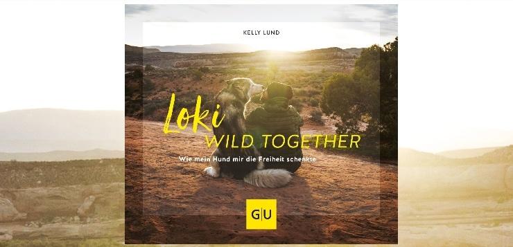 Cover des Buchs Loki - Wild together