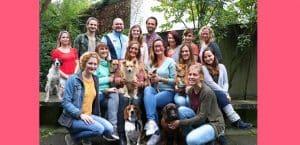 Das Team des Tierschutz-Shops