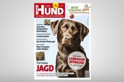 DER HUND, Cover Ausgabe 01/2019