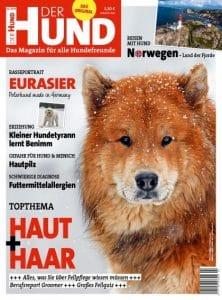 Cover Der Hund, 2/19