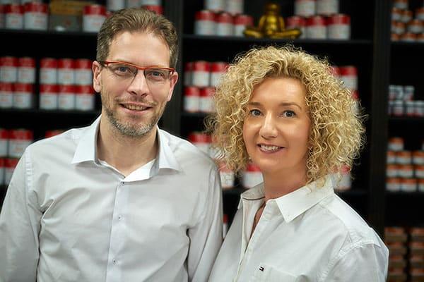 Tamara-Denise und Thorsten Barkhofen