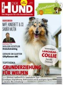 Cover von DER HUND Ausgabe 5/19