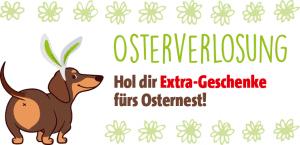 DER HUND Osterverlosung