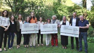 Die Preisträger des HelpingVets 2019 Preises