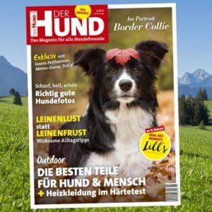 Oktober 2020 Cover DER HUND