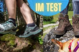 Haix Black Eagle Adventure 2.1 GTX und Black Eagle Nature