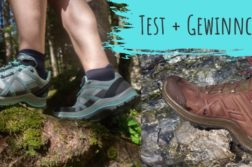 Haix Black Eagle Adventure und Nature Schuhe