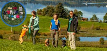 Outdoor: Produkte für Hunde