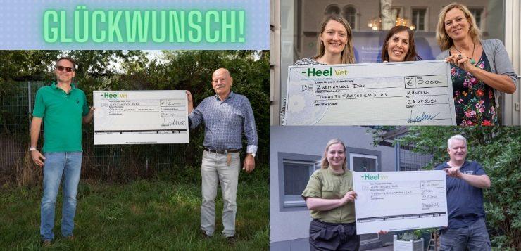 Tierschutzpreis HelpingVets 2020: Wir gratulieren den Preisträgern!