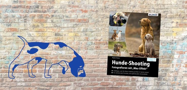 Buch-Rezension Hunde-Shooting, Regine Heuser
