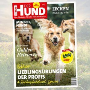 DER HUND Cover März 2021