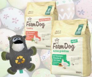 Gewinne ein Osterpaket von Green PetFood