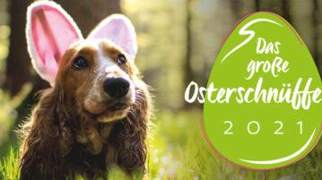 Jetzt beim Großen Osterschnüffeln 2021 gewinnen!