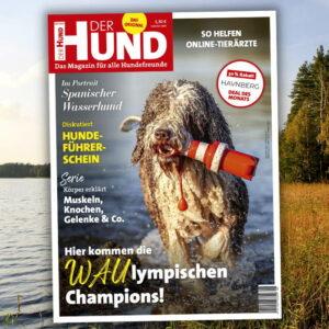 DER HUND Ausgabe Juli 2021 Cover