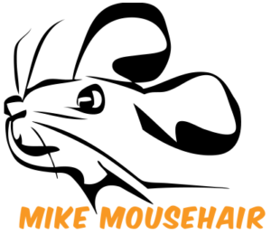 Logo Mike Mousehair