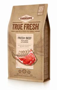 Carnilove True Fresh Rind Trockenfutter