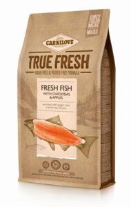 Ein 1.4-Kilo-Sack True Fresh Fish